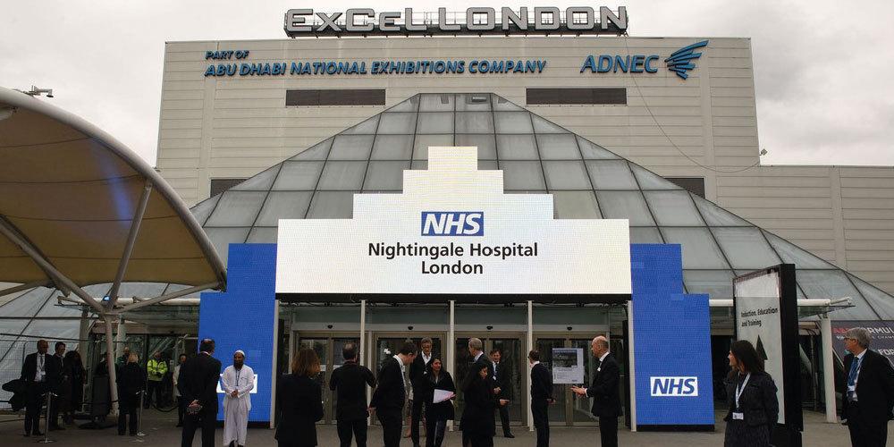 Florence Nightingale é nome de hospital em Londres