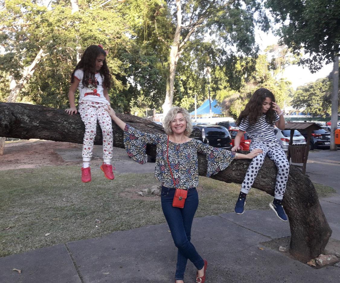 Autismo - Andreia e as filhas atípicas