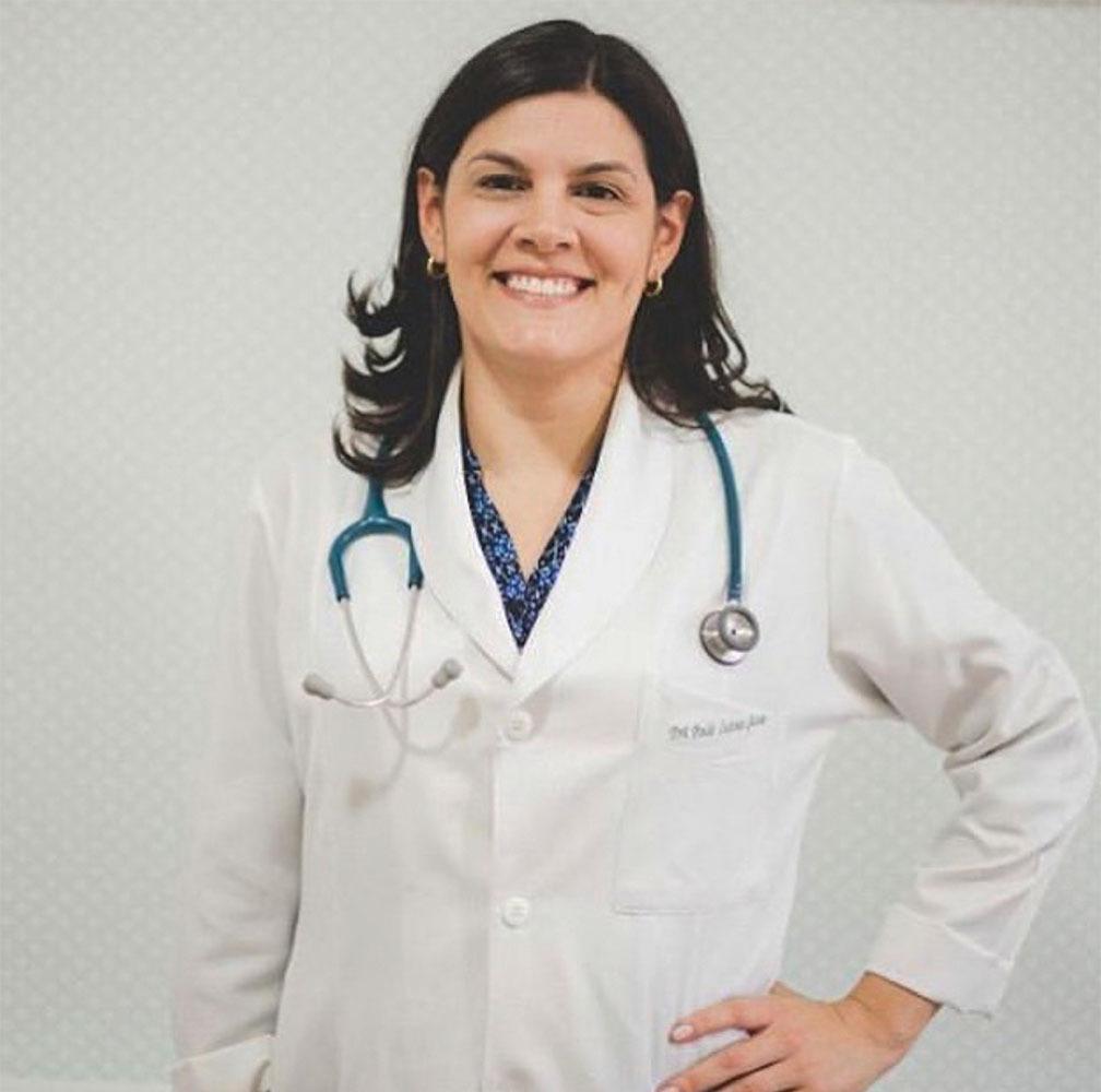 Dra. Paula pauta sobre amamentação