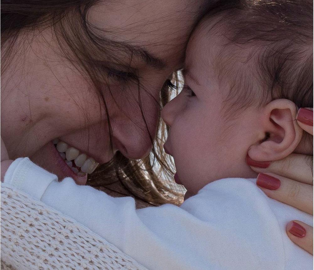 Método Montessori, mãe e filho