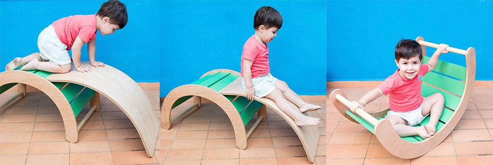 Brinquedo método Montessori