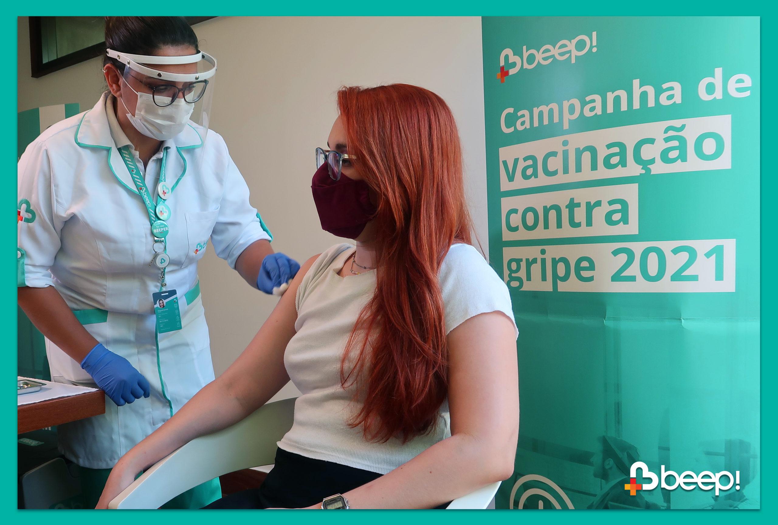 vacina da gripe em empresas
